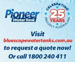 PWT Pioneer Water Tanks MREC