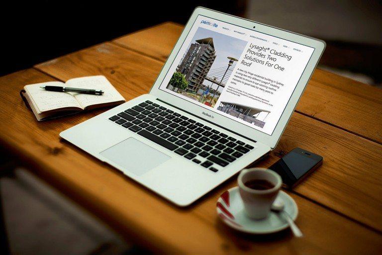 Permalite Website