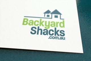 Backyard Shacks Logo