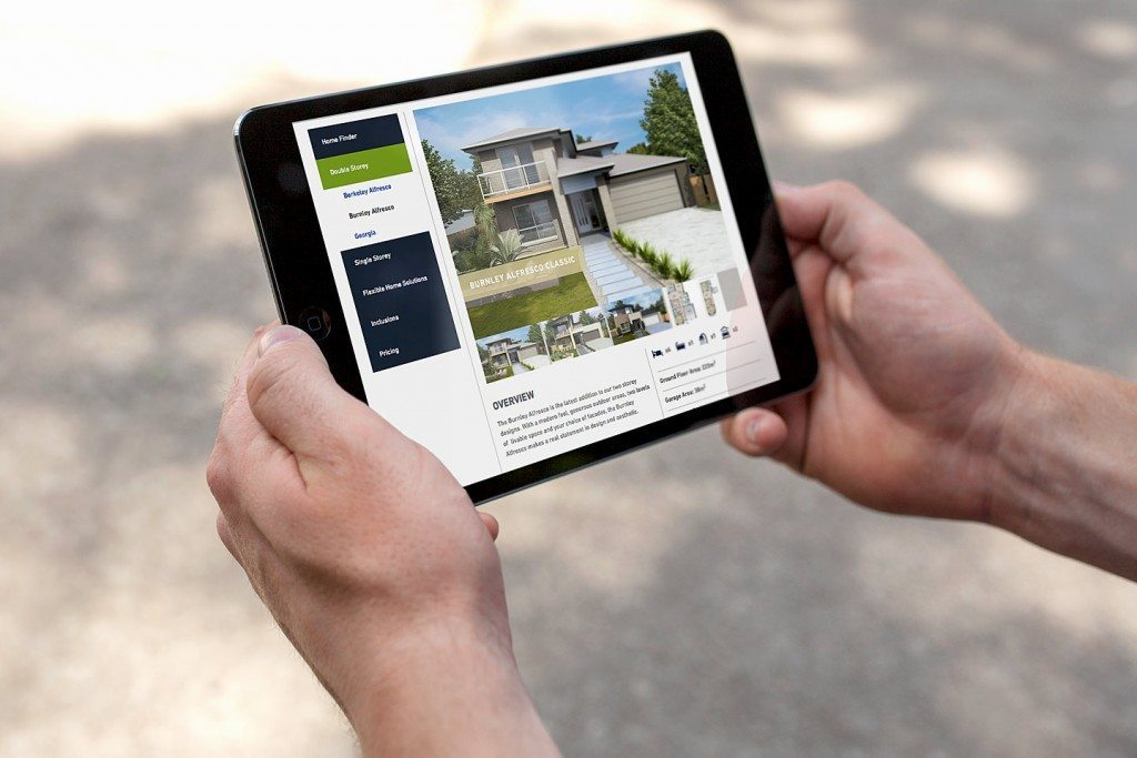 Blackett Homes Website