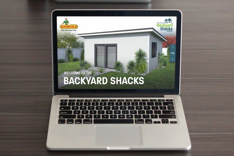 Backyard Shacks Presentation