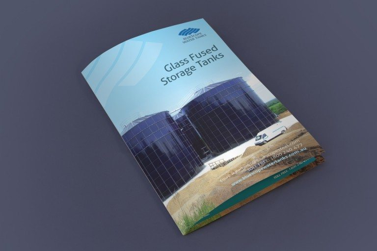 BlueScope Water Tanks Glass Fused Brochure