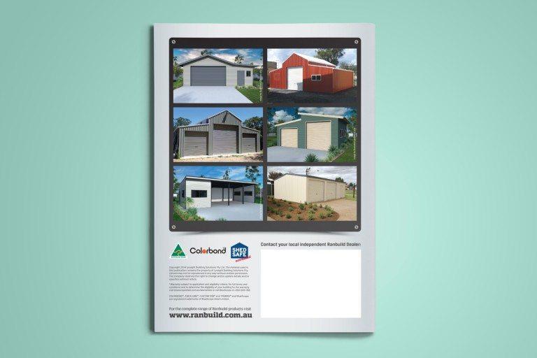 Ranbuild Brochure Back Cover