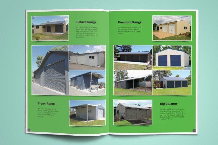 Ranbuild Brochure Spread