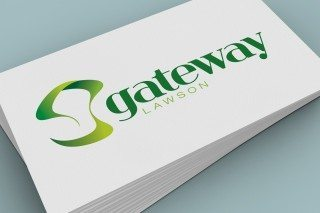 Gateway Logo Bilboard