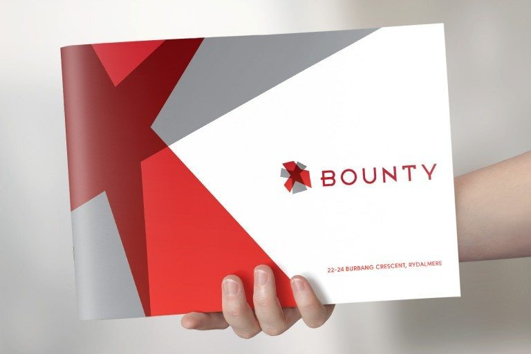 Bounty Brochure Billboard