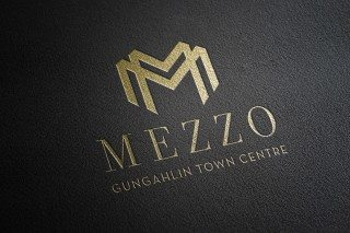 Mezzo Logo Billboard