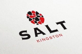 Salt Logo Billboard