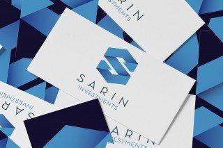 Sarin Investments Billboard