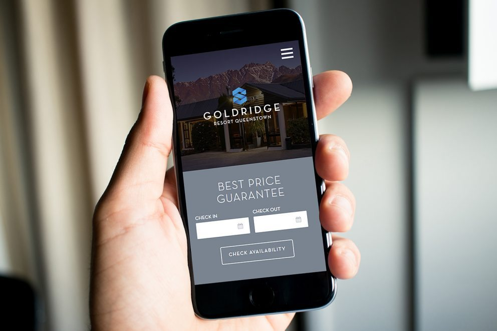 Goldridge Resort Website Phone