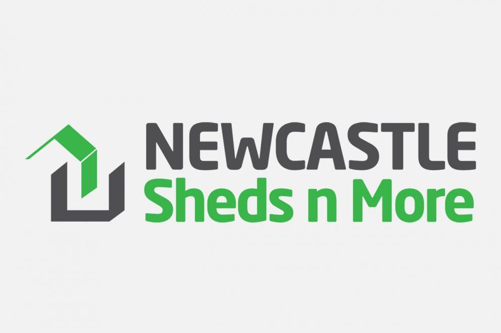 Newcastle Sheds n More logo