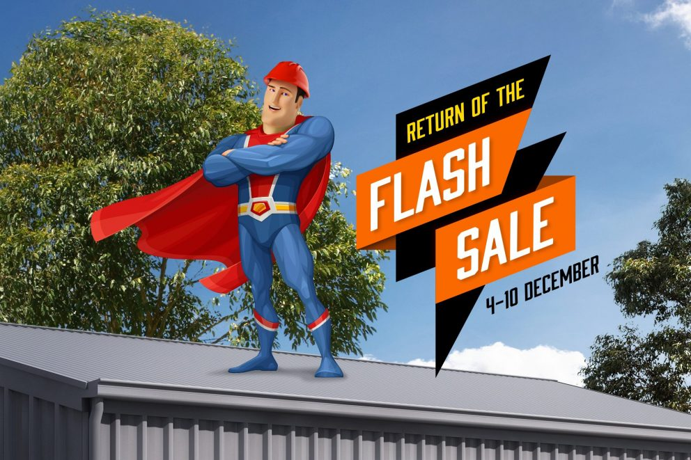 Ranbuild December Flash Sale