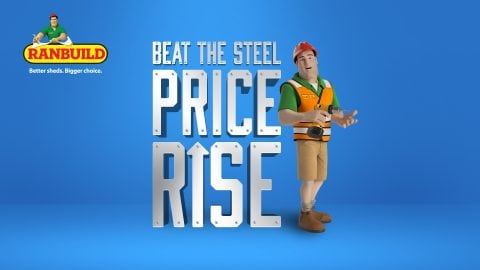 Ranbuild Beat the Steel Price Rise 2018