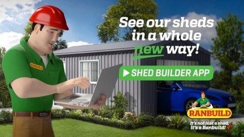 Ranbuild's Shed Builder App